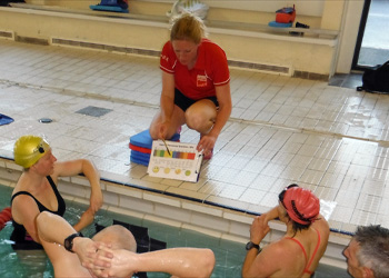Coached swim sessions