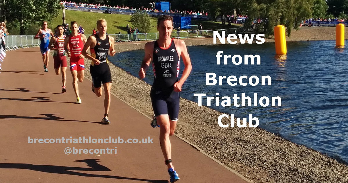 Brecon Triathlon Club News - Keep up to date